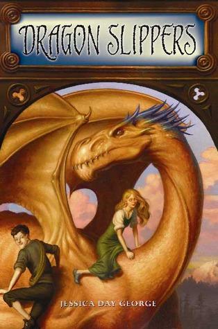 Dragon Slippers (Dragon Slippers, #1)
