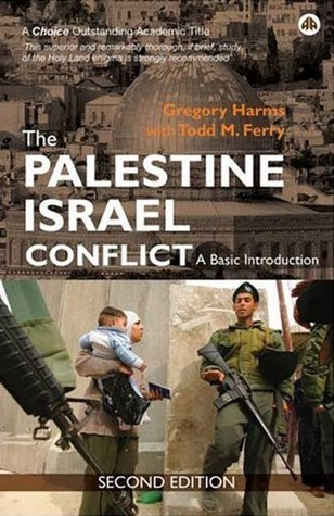 The Palestine-Israel Conflict A Basic Introduction, 4th Edition