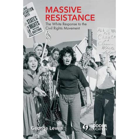 the massive resistance and how it failed essay The irony is that blockbuster failed because its leadership had built a well-oiled operational machine it was a very tight network that could execute with extreme efficiency, but poorly suited to.