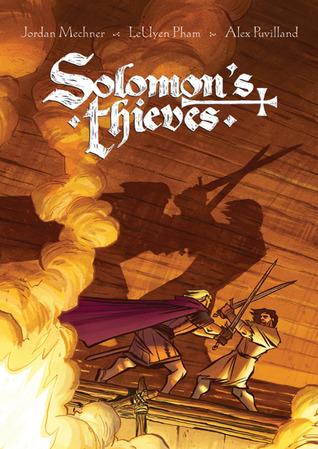 Solomon's Thieves, Book One