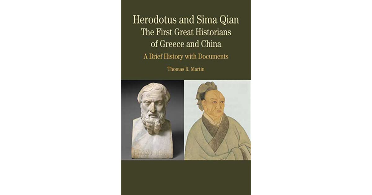 herodotus and sima qian Sima qian was born at xiayang in zuopingyi (near modern hancheng, shaanxi province) around 145 bc, though some sources give his birth year as around 135 bc around.