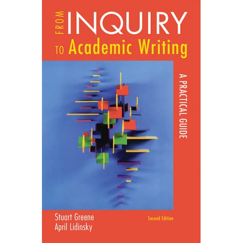 thinking it through a practical guide to academic essay writing