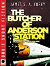 The Butcher of Anderson Station (The Expanse, #1.5) cover