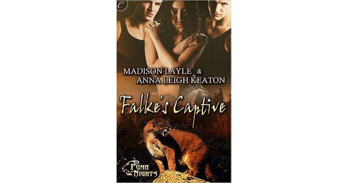 1990c960a3 Falke s Captive (Puma Nights  2) by Madison Layle