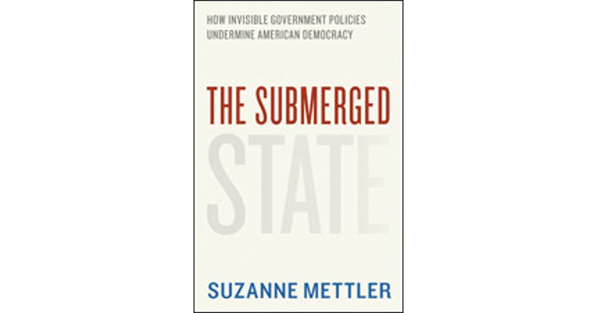 the submerged state mettler suzanne