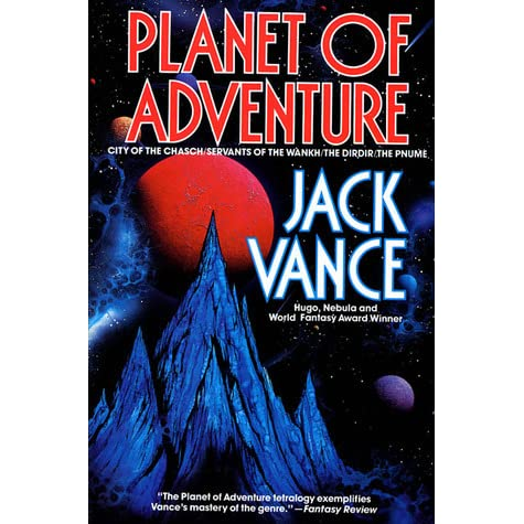 Download Planet Of Adventure Planet Of Adventure 1 4 By Jack Vance