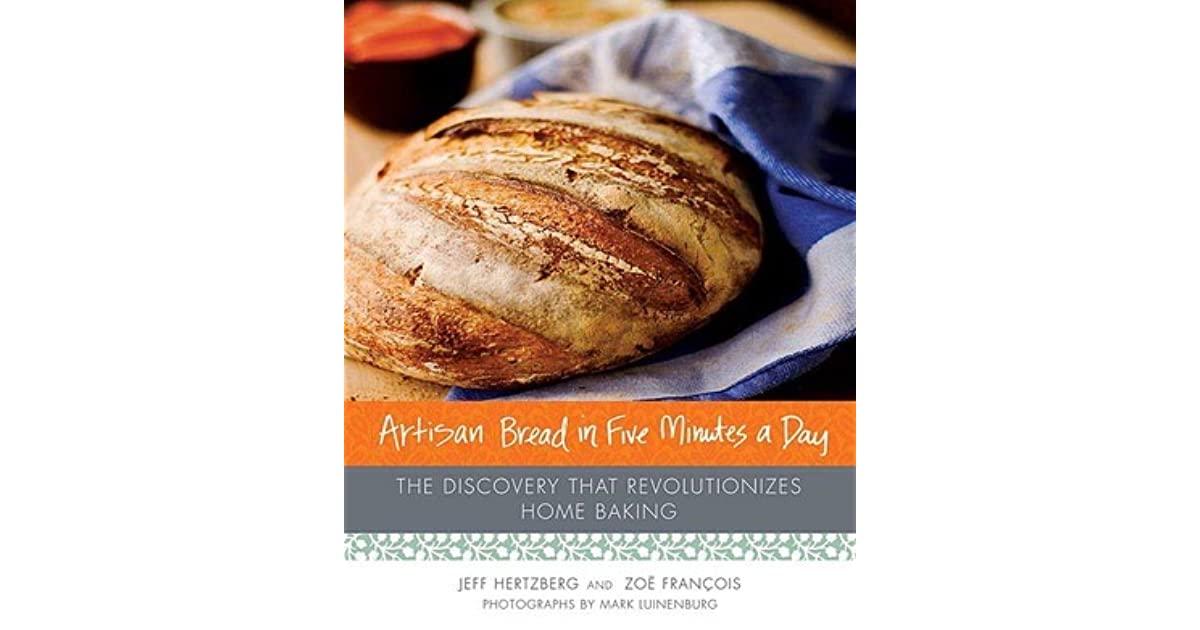 Artisan B In Five Minutes A Day Ebook