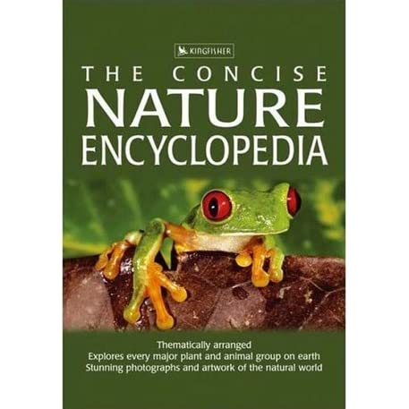 The concise nature encyclopedia by david burnie fandeluxe Image collections