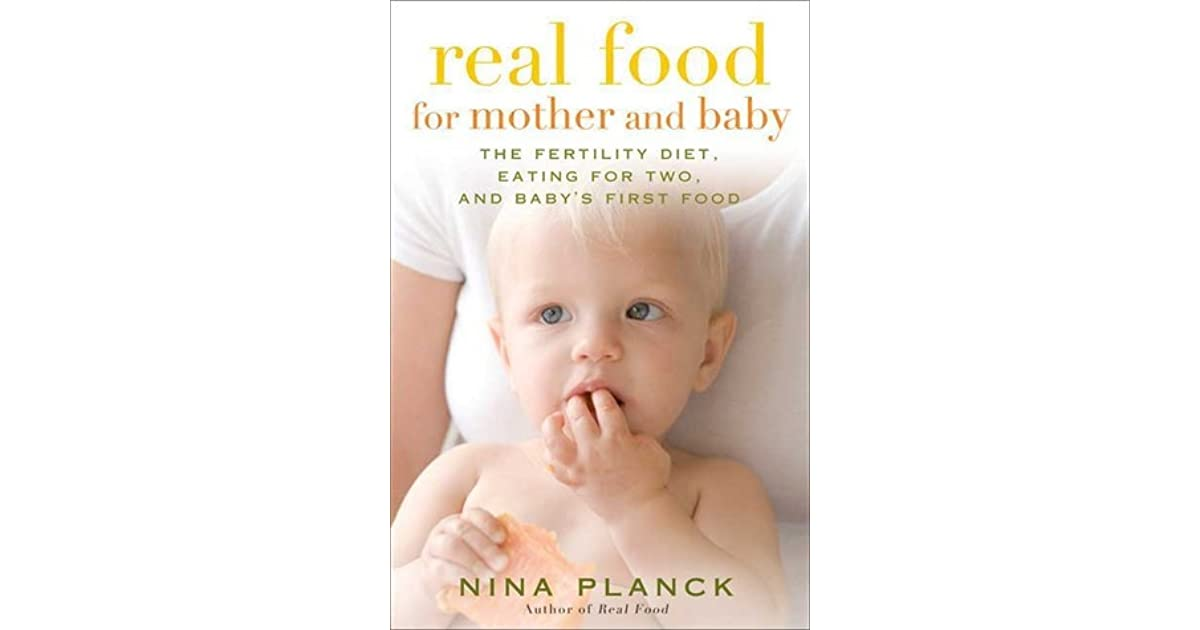 real food for mother and baby pdf
