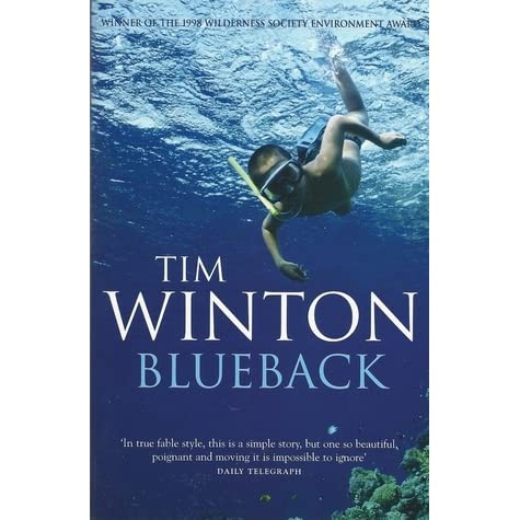 blueback tim winton summary