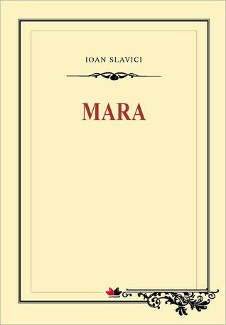 Concluzia romanului mara