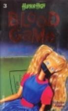Blood Game (Horror High, #3) by Nicholas Adams