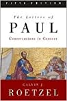 The Letters of Paul: Conversations in Context