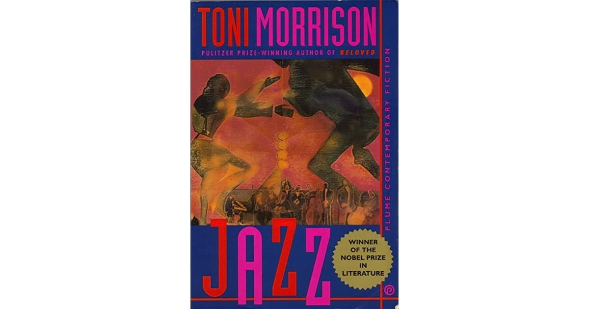 Jazz by toni morrison fandeluxe Choice Image