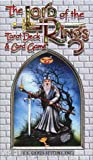 The Lord Of The Rings Tarot Book