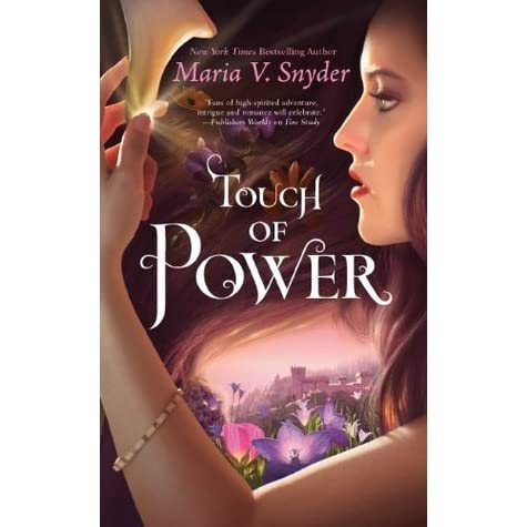 Maria V Snyder Touch Of Power Pdf