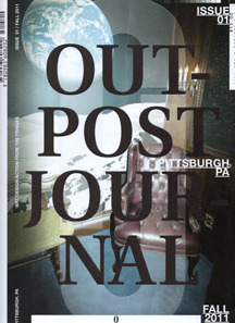 Outpost Journal issue 01 by Manya K. Rubinsteain