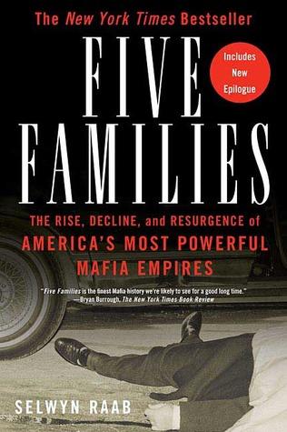 Five Families by Selwyn Raab