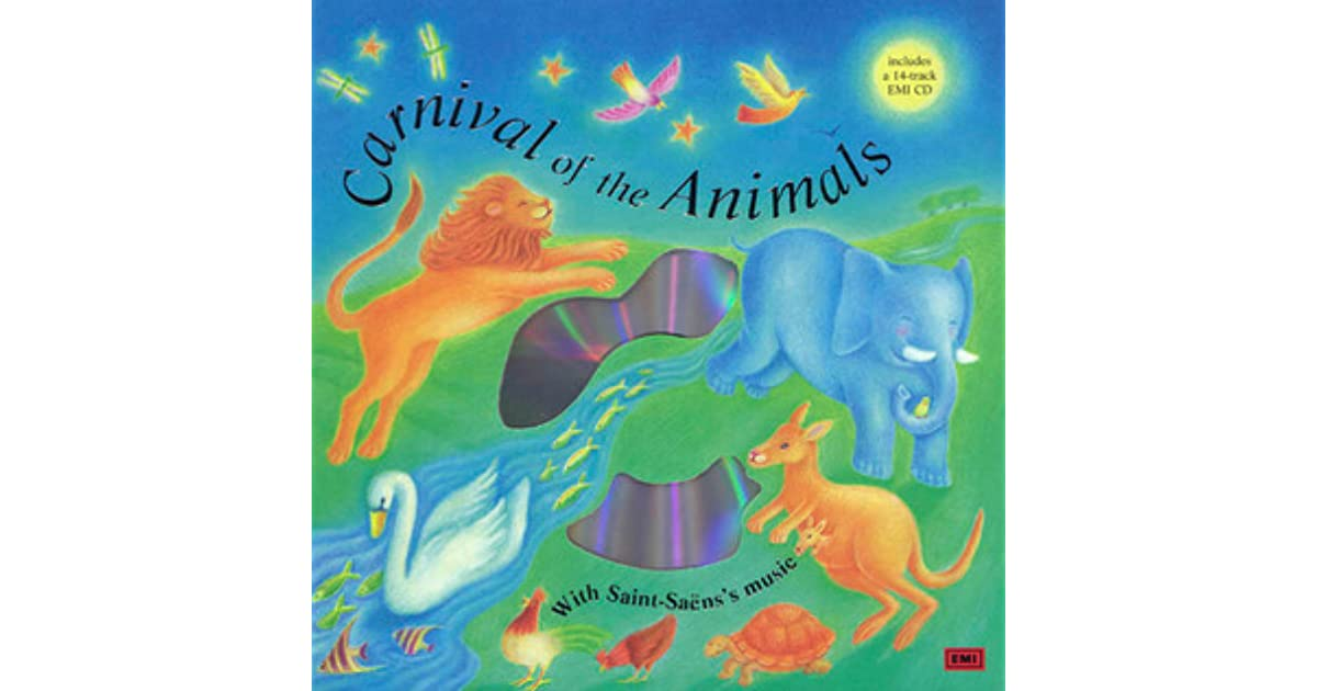 Carnival of the Animals: Classical Music for Kids by Camille