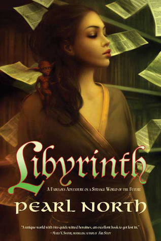 Libyrinth (Libyrinth, #1)
