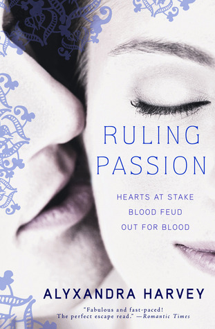 Ruling Passion (Drake Chronicles, #1-3)