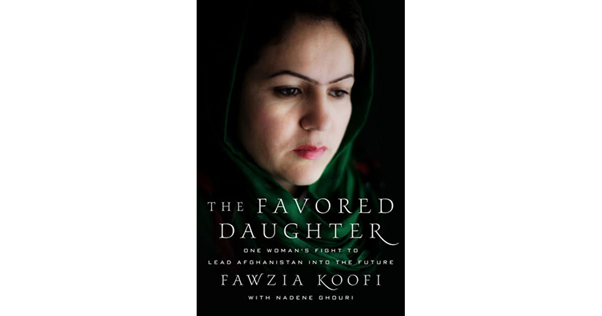 One Woman's Fight to Lead Afghanistan Into the Future