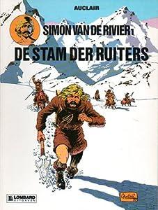 De stam der ruiters (Simon van de Rivier, #1)