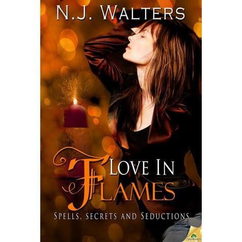 Love in flames by nj walters fandeluxe Gallery
