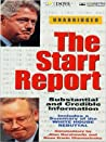 The Starr Report: Substantial and Credible Information