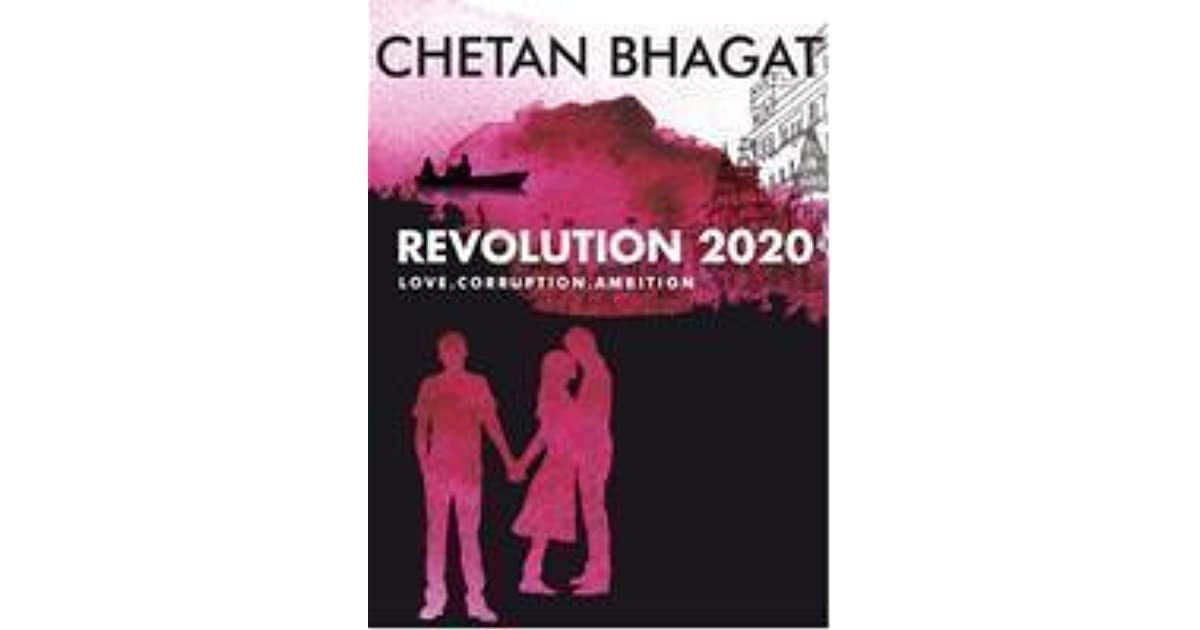 Pdf chetan novel revolution bhagat 2020