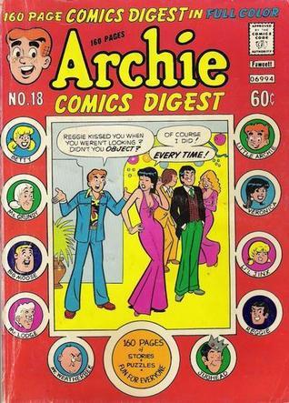 Archie Comics Digest #18