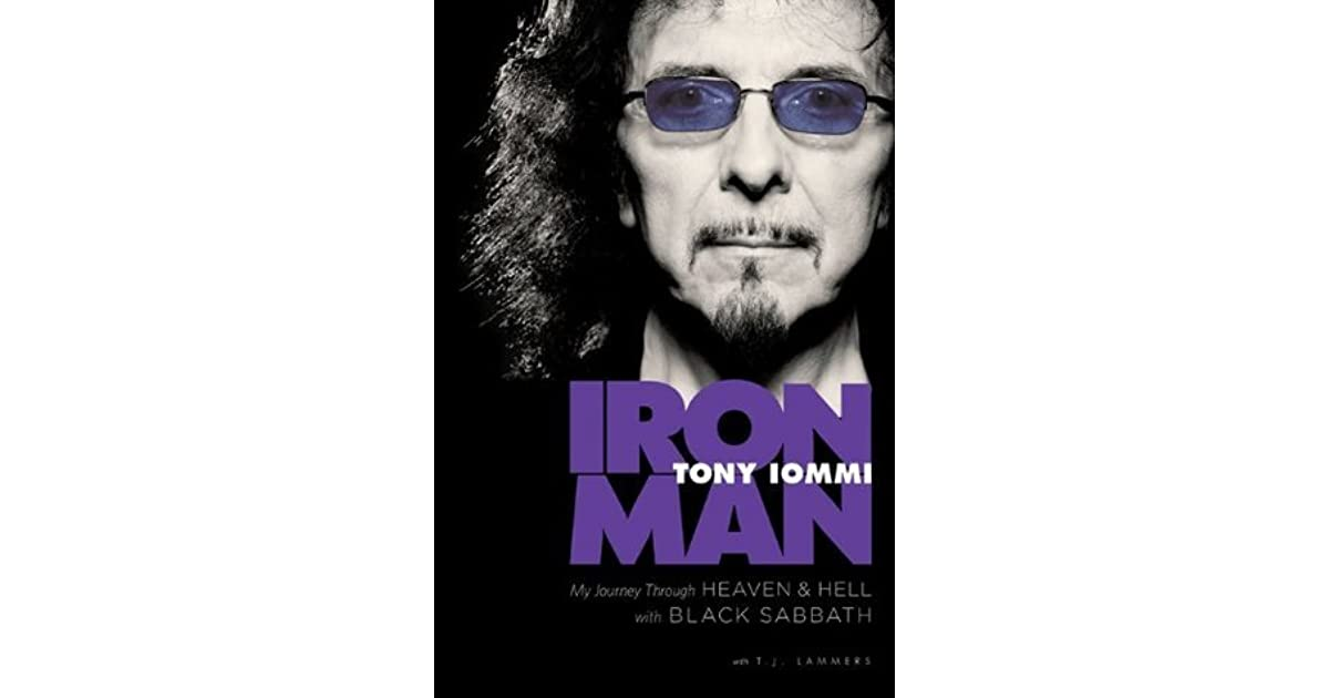 Tony Iommi Book