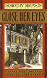 Close Her Eyes (Inspector Thanet, #4)