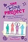 The Boy Project by Kami Kinard