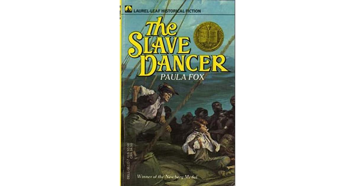 the slave dancer book report The slave dancer is about slave practices that occurred in the south the major characters in this story are jessie bollier, clay purvis, and benjamin stout.