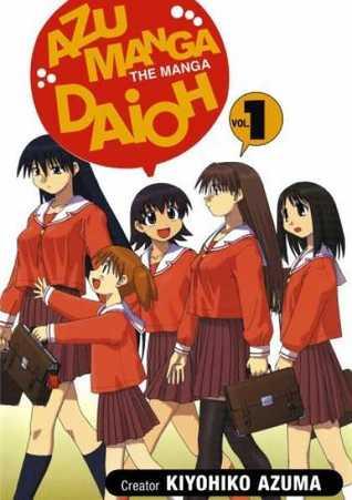 Azumanga Daioh, Vol. 1 (Azumanga Daioh, #1)