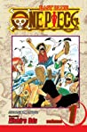 One Piece, Volume 1 by Eiichiro Oda