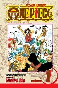 One Piece, Volume 1: Romance Dawn