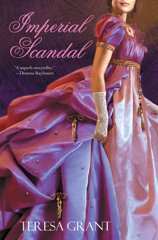 Imperial Scandal by Tracy Grant