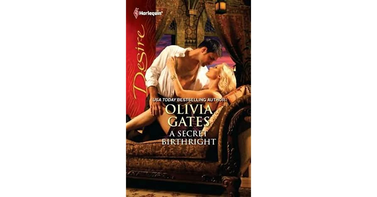 A secret birthright by olivia gates fandeluxe Choice Image