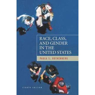 class essay exploring gender intersection race Buy or rent identities and inequalities: exploring the intersections of race, class, gender, & sexuality as an etextbook and get instant access with vitalsource, you can save up to 80% compared to print.