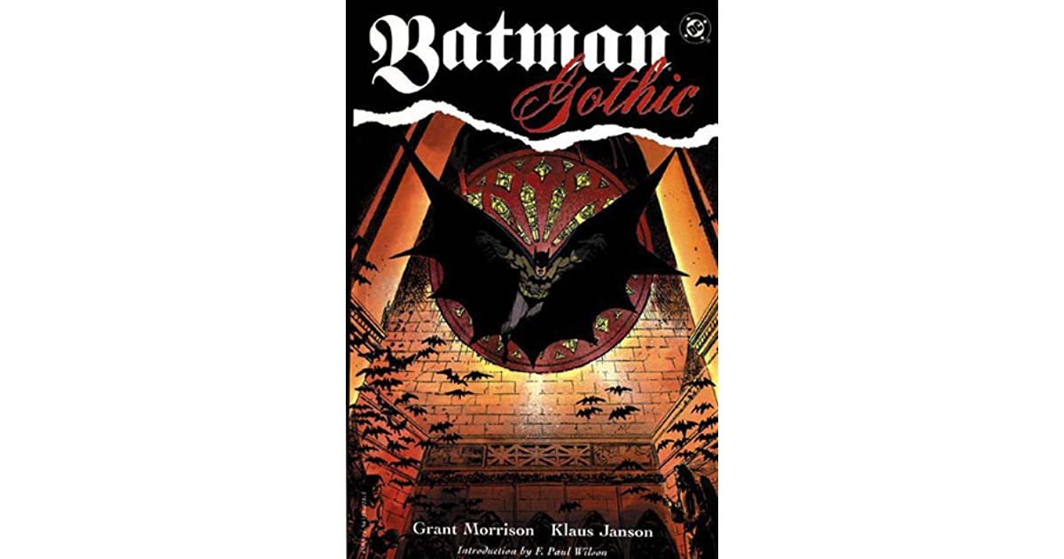 Batman gothic by grant morrison fandeluxe Image collections