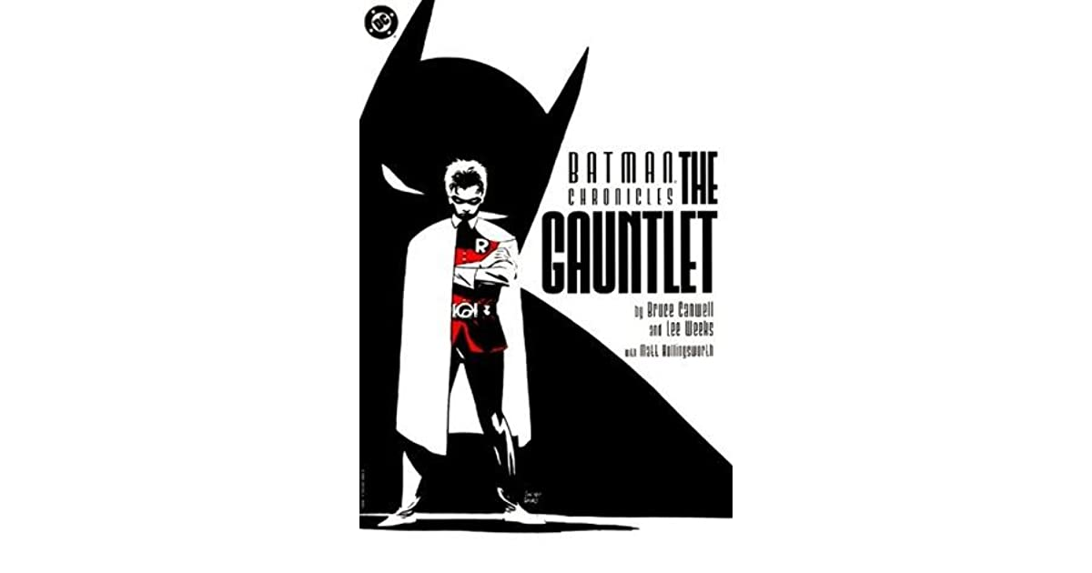 Batman chronicles the gauntlet download