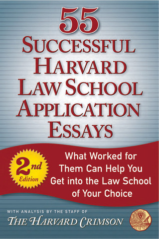 Law school admission essays service successful harvard