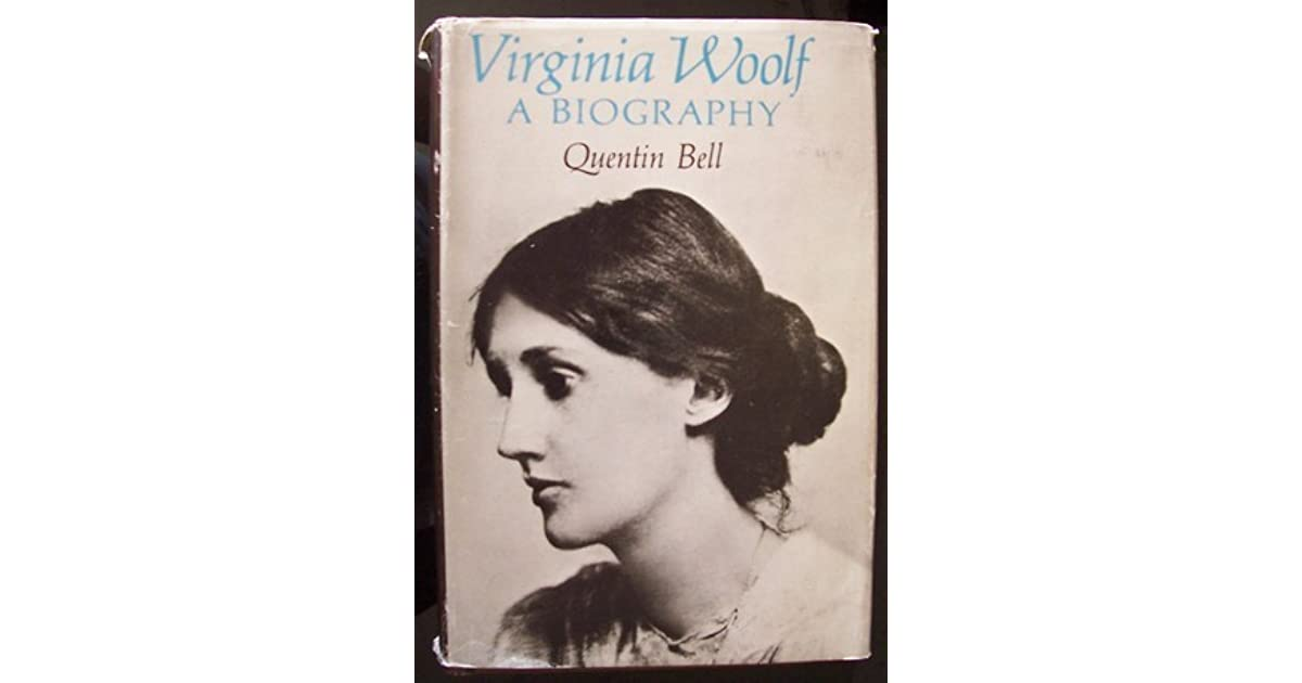 virginia woolf biography pdf
