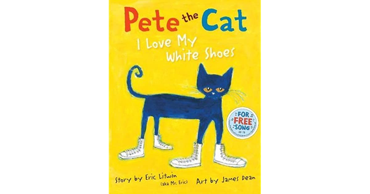 My White Shoes Pete The Cat