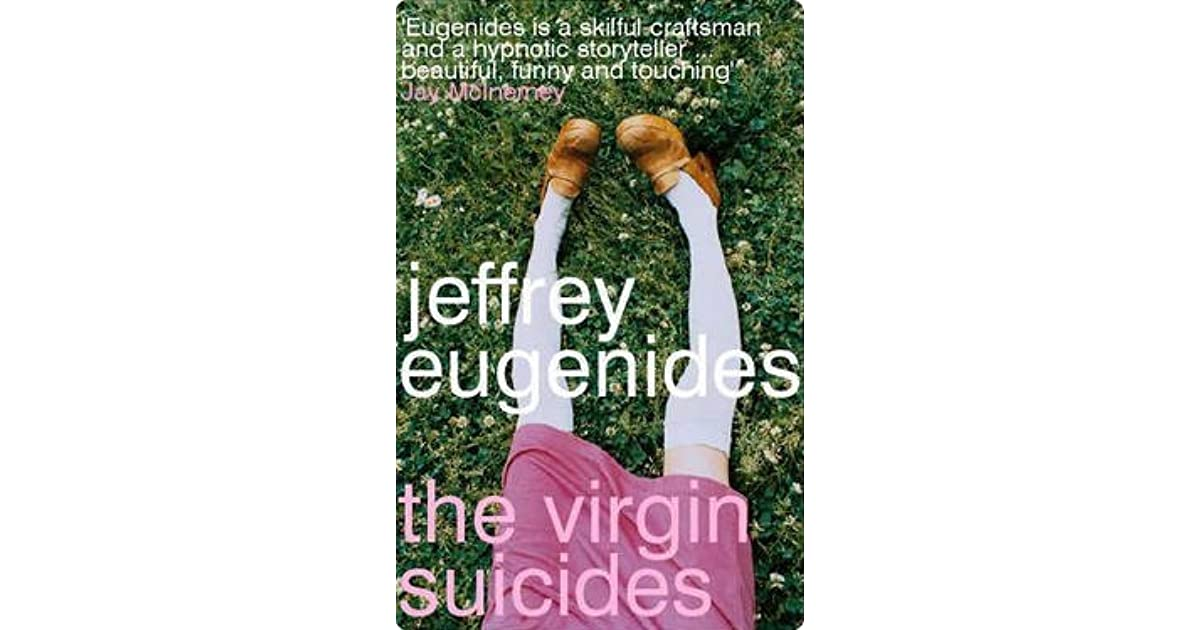 The Virgin Suicides Book
