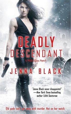 Deadly Descendant (Nikki Glass, #2)