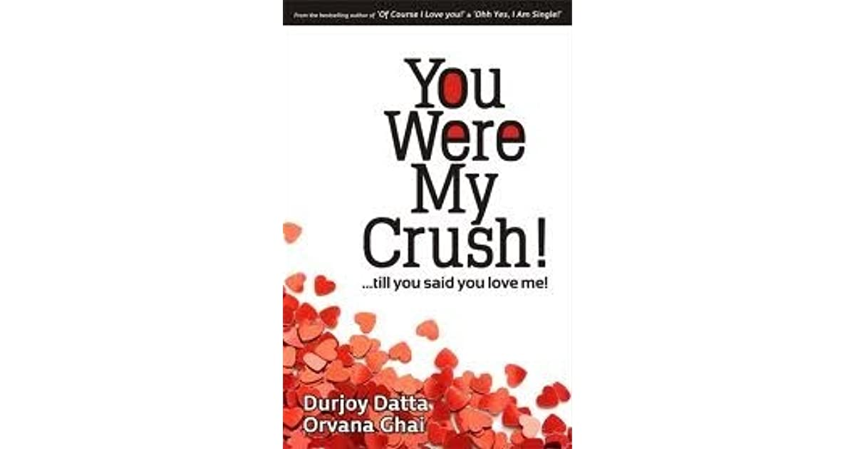 Durjoy Datta Books You Were My Crush Pdf