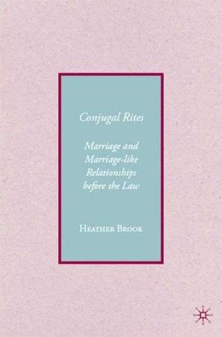 Conjugality- Marriage and Marriage